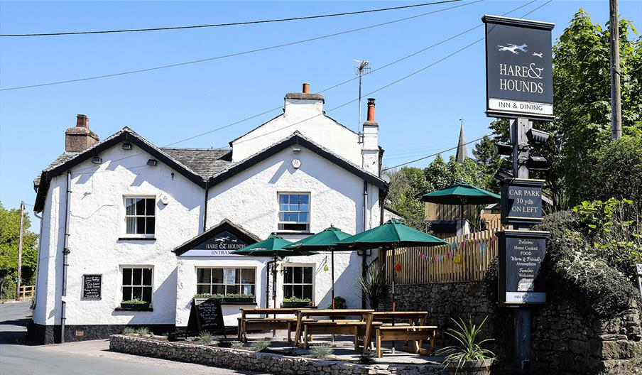 The Hare & Hounds, Levens