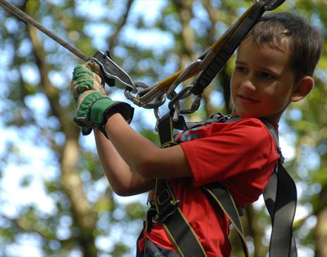 Lakeside YMCA - Rocks & Ropes Activities