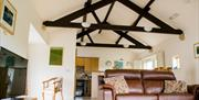 Light & Airy Living Space in Skiddaw