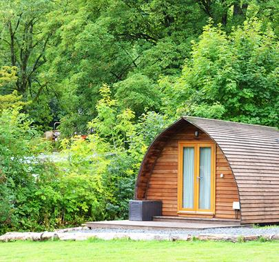 Waterfoot Park - Glamping