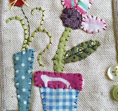 Hand Applique Miniatures