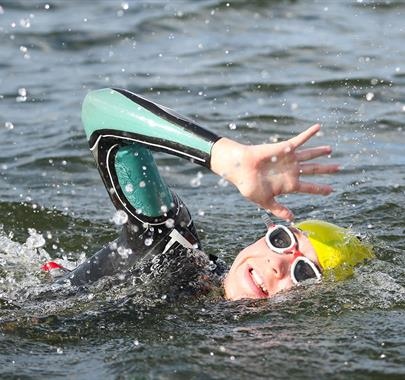 Windermere One Way Swim