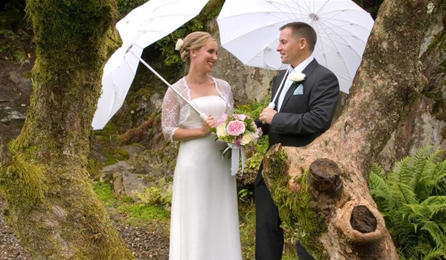 Rydal Mount and Gardens Weddings