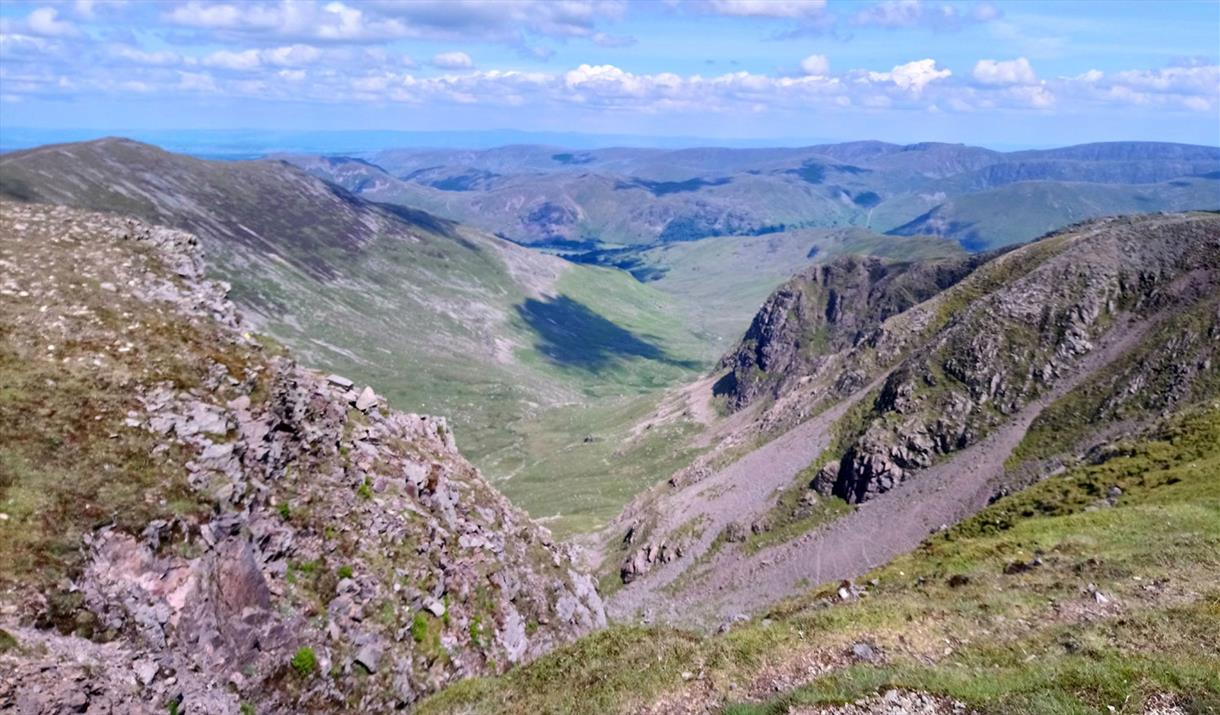 Guided Walk: St Sunday Crag & Fairfield
