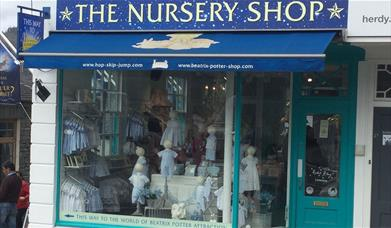The World of Beatrix Potter Nursery Shop