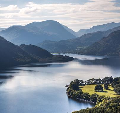 Ullswater © Andrew Locking
