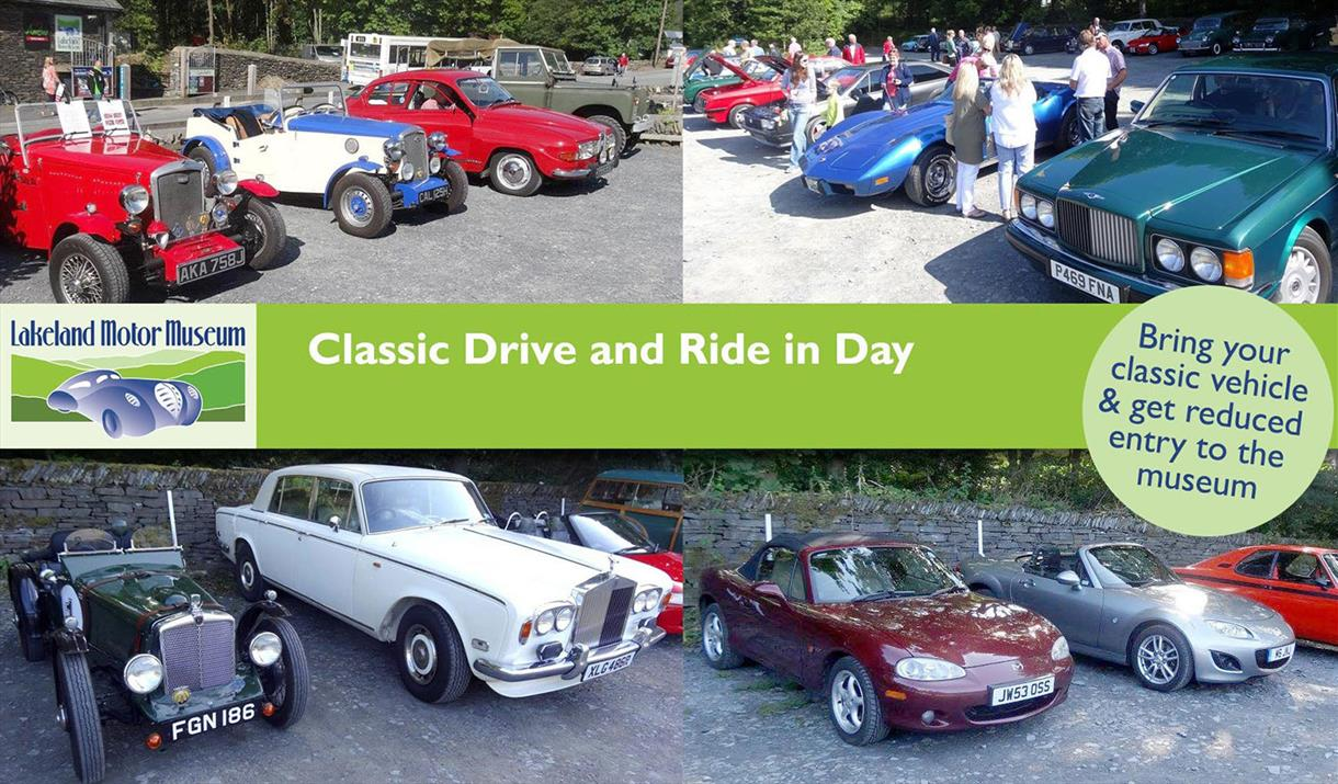 Classic Drive & Ride In Day