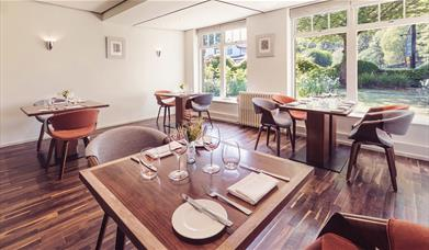 John Ruskin's Brasserie at Lakeside Hotel & Spa