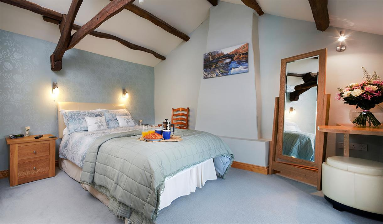 Master Bedroom, Rose Cottage